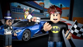 BOYS VS GIRLS WHO WILL BE The BEST on the STEERING WHEEL (ROBLOX)