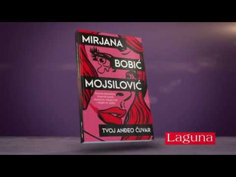 Trejler Za Roman Tvoj Anđeo čuvar Mirjane Bobić Mojsilović