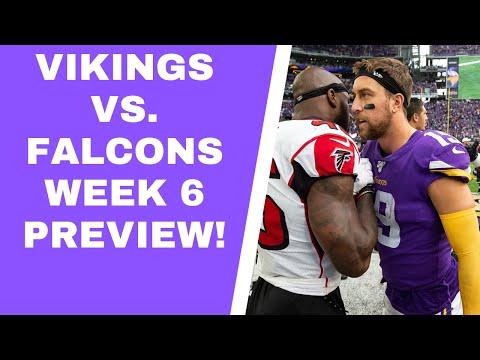 Minnesota Vikings vs. Atlanta Falcons: Season on the line?