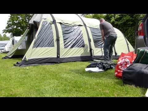 outwell tent wolf lake 7 funnydog tv. Black Bedroom Furniture Sets. Home Design Ideas