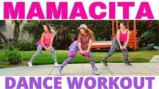 *Dance Workout* Mamacita - Black Eyed Peas   Awesome Hip Hop Cardio Dance Fitness