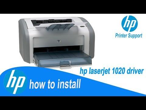Hp Laserjet 1020 Driver, Windows10