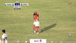 [LIVE / HSC- NR1/8] Tbong Khmum Province (Vs) Preah Khan Reach Svay Rieng FC