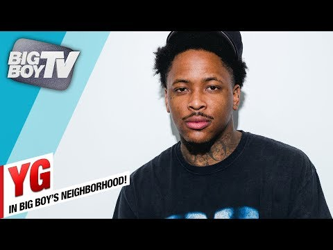"YG on His Upcoming Event, ""THE BOOGIE"", FDT & More!"