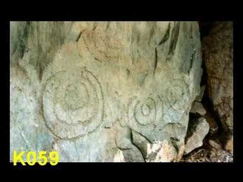 Megalithic art at Knowth, Ireland