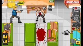 Deadly Facility - Návod - Walkthrough