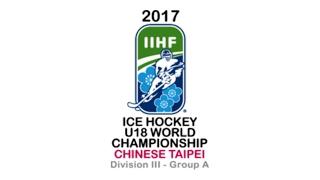 2017 iihf ice hockey u18 world championship div iii gr a 07 turkey vs new zealand