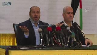 مصر العربية | حماس تضع شروطا للجلوس مع وفد حركة فتح