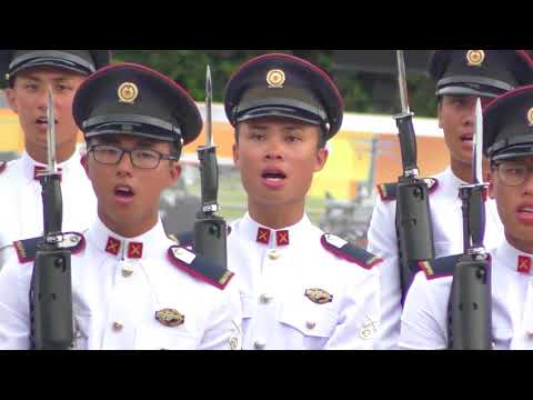 106/16 Commissioning Parade 160917