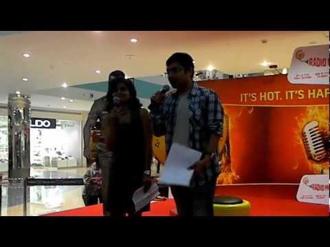 Radio Mirchi @ Mushrif Mall Abu Dhabi Part 1