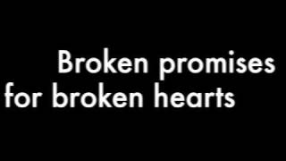 She Wants Revenge - Broken Promises for Broken Hearts