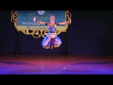 Bhuapalam Thillana by Harinie Jeevitha - Sridevi Nrithyalaya - Bharathanatyam Dance