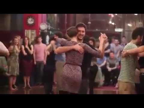 Daily Milonga Mood at New Year's Belgrade Tango Marathon