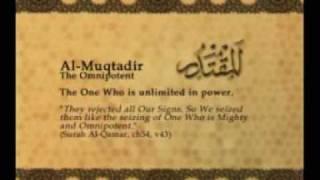 Names of Allah - Al Muqtadir
