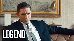 Legend | The Krays Meet with the American Mafia | Film Clip
