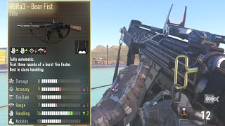 Advanced warfare elite weapons breakdown hbra3 insanity adult