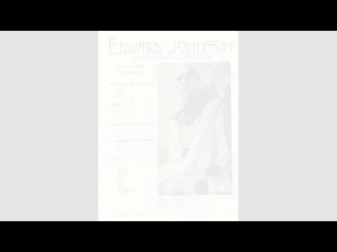 Ch'ella mi creda: Canadian tenor Edward Johnson
