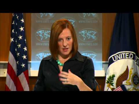 Daily Press Briefing: October 31, 2013