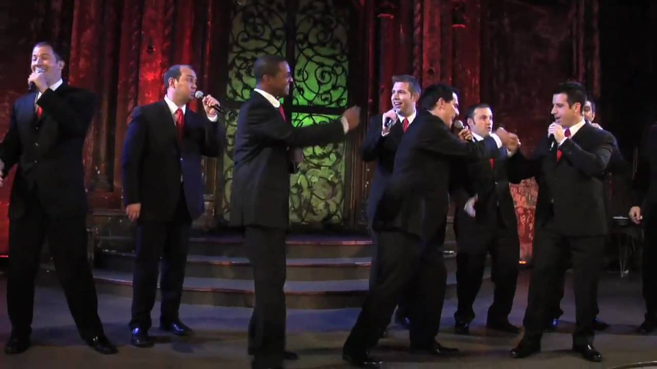 Download Straight No Chaser - The Christmas Can-Can (With A Special Greeting)