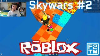 Skywars #2 - Roblox (YOU ASKED FOR MORE SHOUTING!!!)