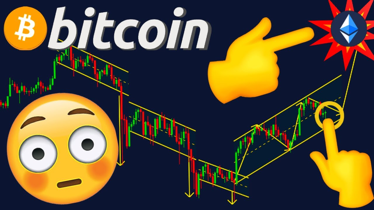 THIS BITCOIN & ETHEREUM CHART YOU CANNOT IGNORE!!!!!!!!! [my next btc & eth price target!!!!