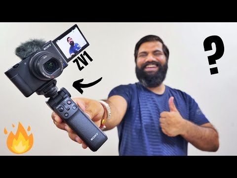 My New Vlogging Camera - Best Camera For Vlogging in 2020 - Sony ZV1 Unboxing