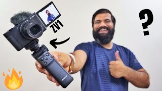 My New Vlogging Camera - Best Camera For Vlogging in 2020 - Sony ZV1 Unboxing🔥🔥🔥