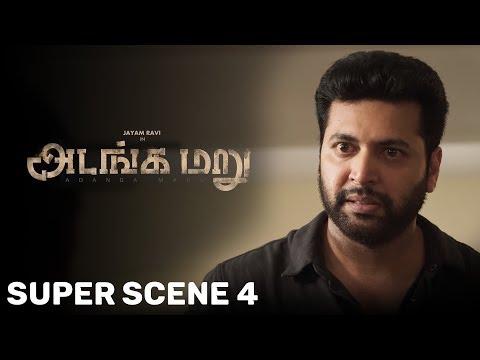 Adanga Maru - Movie Scenes 4| Jayam Ravi | Raashi Khanna | Sampath Raj