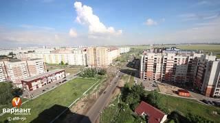 Новостройки в Омске. Продажа квартиры на ул. Ватутина