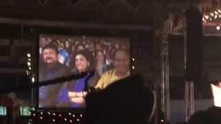 Asia Vision Film Awards 2014 - Mammootty Funny Speech - Sharjah