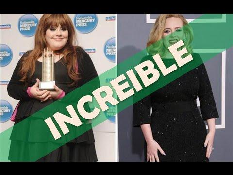 ☞ La dieta de Adele con la que perdió más de 60 kilos