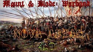 Mount and Blade Nova Aetas 4.0 ПЕРВЫЙ КРАФТ... СВАДЬБА...