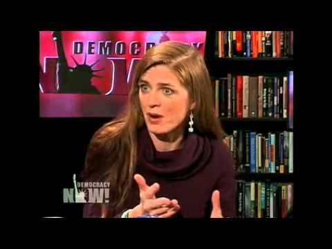 Must Watch 2008 Debate: U.N. Ambassador Nominee Samantha Power vs. Journalist Jeremy Scahill