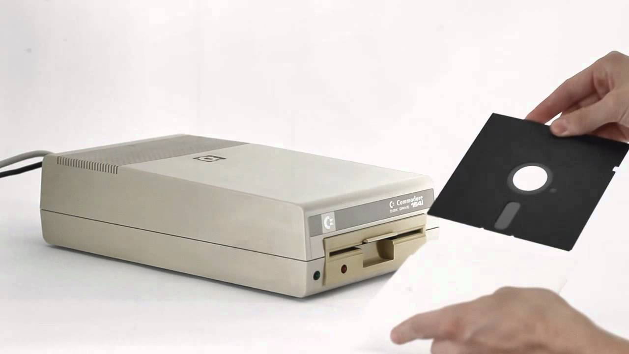 how to use floppy disk