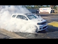 Dodge Durango SRT (2018) Hot Burnout