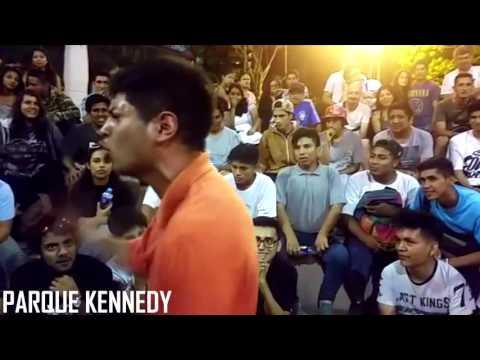 SOSA vs SHINTO - Parque Kennedy #UnificaciónDeColectivos