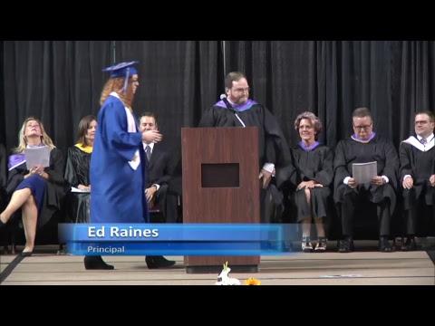 Washsburn Rural 2018 Graduation