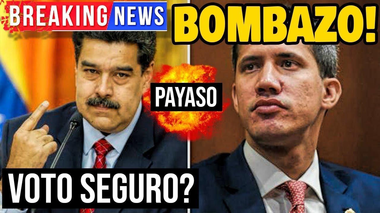 🔴BOMBAZO!! VENEZUELA HOY 19 Septiembre - MADURO y PADRINO LOPEZ VOTO SEGURO? - !ULTIMA HORA!