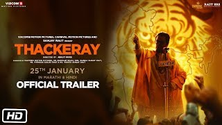 Thackeray | Official Full online | Nawazuddin Siddiqui, Amrita Rao | Releasing 25th January