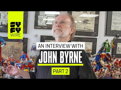 John Byrne Reacts To Dark Phoenix | SYFY WIRE
