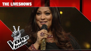 Paras Maan & Richa Sharma - Sajda | The Liveshows | The Voice India 2