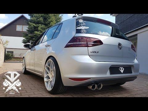 JD detailing CZ - VW Golf MK7 - preparing for Wörthersee