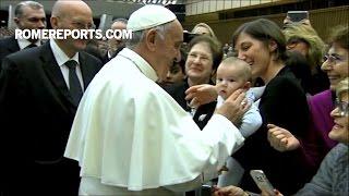 Đức Giáo Hoàng với nhân viên Vatican: Hãy giữ gìn phẩm giá, không làm việc bất chính
