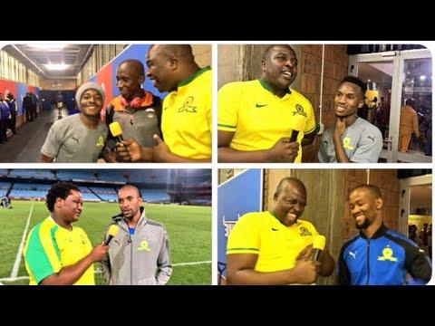 🔥❗️Matchday Vlog: Chippa United at Loftus 🔥❗️