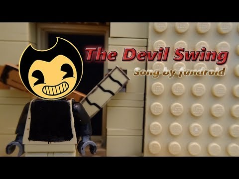 Lego Bendy And The Ink Machine - Devils Swing / C-15