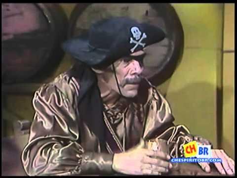 Chapolin - Os piratas - parte 2 Melhor qualidade