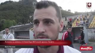 Reportaža: FK Igman Konjic 0:3 FK Sarajevo