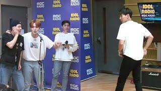 "Download lagu [IDOL RADIO] 몬스타엑스 걸그룹 댄스 퀴즈! ""커몬!"" 20200604"