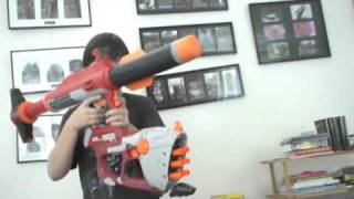 Nerf 3-in-1 Blaster Review