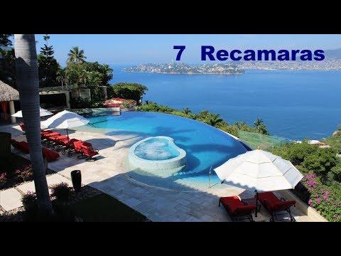 Renta de Casa para Vacaciones en Acapulco, Las Brisas Casa # 24